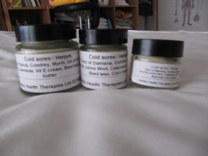 Therapeutic Cream